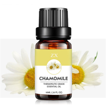 100% pure natural chamomile essential oil OEM